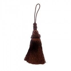 Extraordinary 01747 Chocolate Decorative Tassel
