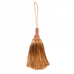 01747 Amber Decorative Tassel
