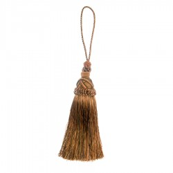 01747 Ginger Decorative Tassel