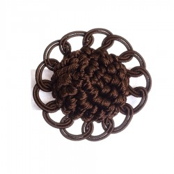 01748 Chocolate Decorative Tassel
