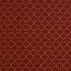 Unique 01844 Crimson Fabric