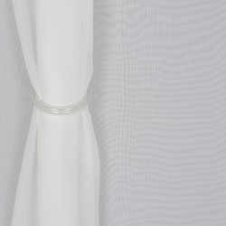VOILE SNOW RM Coco Fabric
