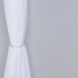 VOILE 60 WHITE RM Coco Fabric