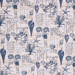 BEACH JOURNAL MARINER RM Coco Fabric