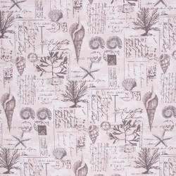 BEACH JOURNAL SMOKE RM Coco Fabric