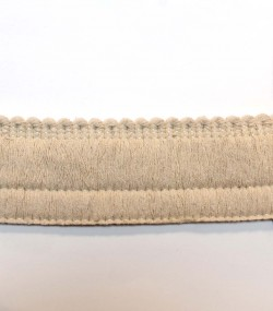 HT1581 Cream Brush Fringe Trim