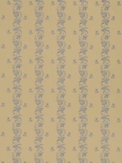 Glowing Maison Gabrielle Bleu Fabric