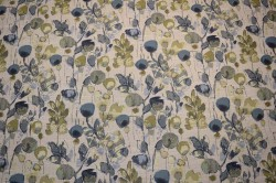 Summer Garden Caribbean Swavelle Mill Creek Fabric (U18473)