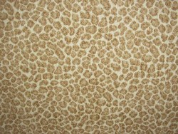Spots Beige Golding Fabric
