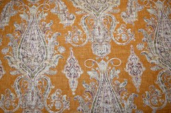 Fair Trade Cognac Kaufmann Fabric