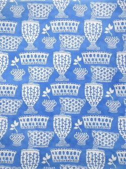 Exceptional Caroline Forget Me Not Fabric
