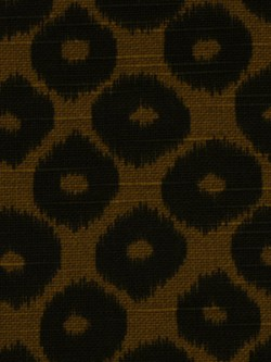 Ikat Geo | Chocolate by Robert Allen