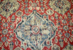 Massimo Moroccan Red Covington Fabric (u19509)