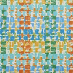 2033 Caribbean Fabric by Charlotte Fabrics