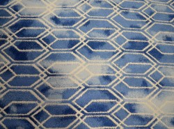 Bevy Cobalt Richloom Fabric