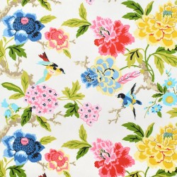 Candid Moment Gardenia Waverly Fabric