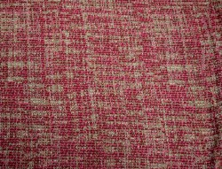 Batta Raspberry Circa Fabric