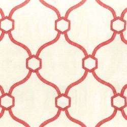 Vera Coral Regal Fabric