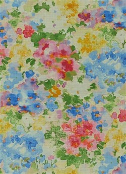 Fleuri Multi Covington Fabric