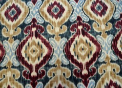 Oregon Maroon Bartson Fabric