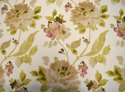 Monet Lilac Bartson Fabric