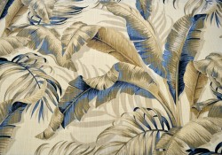 Palmiers Riptide Waverly Fabric