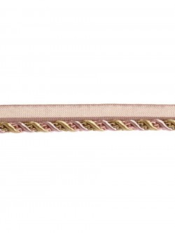 Repose Light Amethyst Trim Fabric