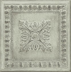 2540-24033 Ornamental Mint Tin Tile Wallpaper
