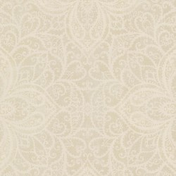 Oberon Brass Moroccan Medallion Wallpaper