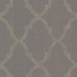 Oscar Brown Fretwork Wallpaper