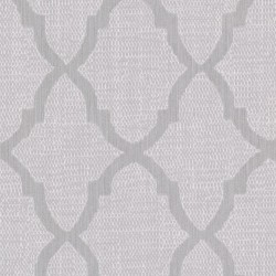 Oscar Lilac Fretwork Wallpaper