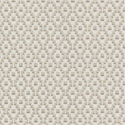 Austen Beige Small Geo Wallpaper