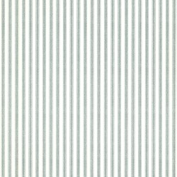 Longitude Teal Pinstripes Wallpaper