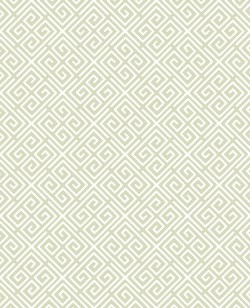Omega Green Geometric Wallpaper