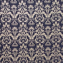 Natchez Classic Navy 26717.516.0 Kravet Fabric