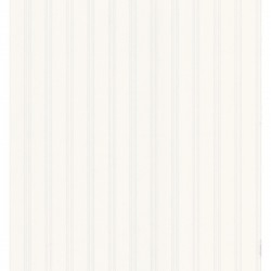 For Your Bath III Beadboard Brown Wood Panel Paintable Wallpaper