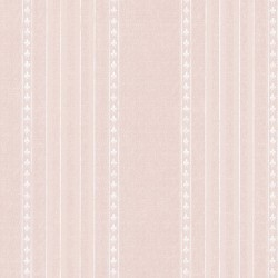 Texture Trends II Adria Blush Jacquard Stripe Wallpaper
