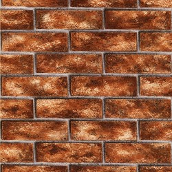 Texture Trends II Urbania Red Brick Texture Wallpaper