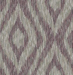 2763-24218 Ethereal Purple Ogee Wallpaper