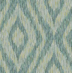 2763-24219 Ethereal Green Ogee Wallpaper