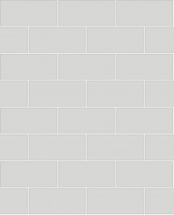 2766-23752 Parkway Light Grey Subway Tile Wallpaper