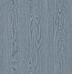 2767-003375 Remi Blue Wood Wallpaper