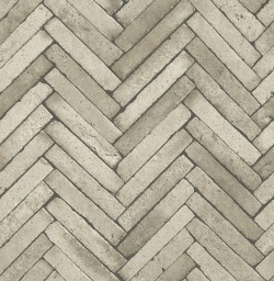 2767-23759 Arrow Neutral Diagonal Slate Wallpaper