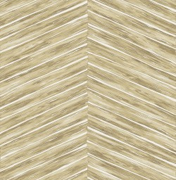 2767-23778 Pina Brown Chevron Weave Wallpaper