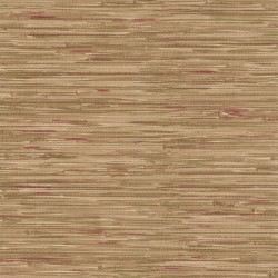 2767-44139 Cate Multicolor Vinyl Grasscloth Wallpaper