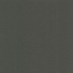 River Charcoal Linen Texture Wallpaper