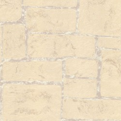 Uwharrie Cream Stone Wallpaper