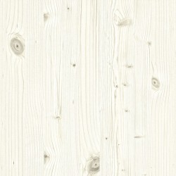 Uinta White Wooden Planks Wallpaper