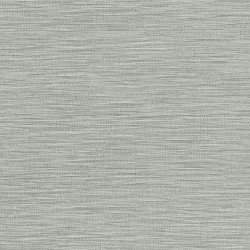 2807-2011 San Paulo Grey Horizontal Weave Wallpaper