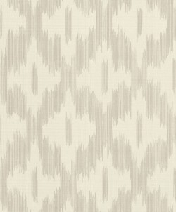 2813-527704 Keller Beige Ogee Wallpaper